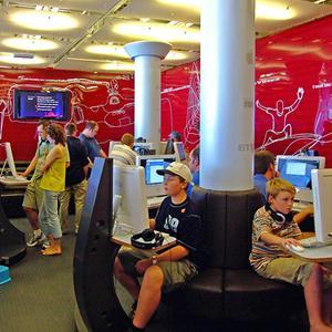 Интернет-кафе Мензелинска