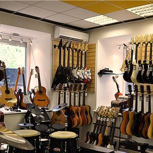 Музыкальные магазины Мензелинска